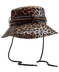 London Fog x Jeremy Scott Women's Rain Bucket Hat