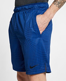 "Nike Men's Dri-FIT Printed 9"" Shorts"