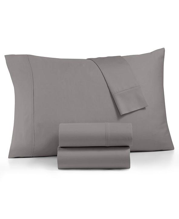 AQ Textiles AQ Textile Optimal Performance Stay fit 4-Pc King Sheet Set, 625 Thread Count Cotton Blend