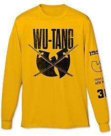 Long-Sleeve Wu-Tang Men's Graphic T-Shirt