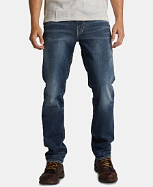 Silver Jeans Co. Men's Hunter Loose Athletic Jeans
