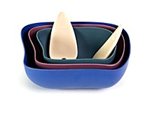 Thistle Serving Bowl Set