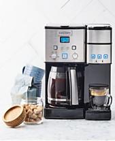 Coffee Makers Kitchen Appliances Macys