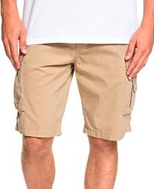 Men's Crucial Camo Shorts