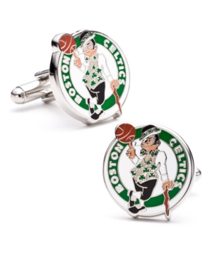 Boston Celtics Cuff Links