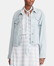 Lauren Ralph Lauren Petite Denim Jacket