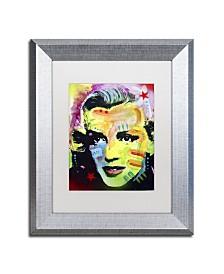 "Dean Russo 'Marilyn Monroe I' Matted Framed Art - 14"" x 11"" x 0.5"""