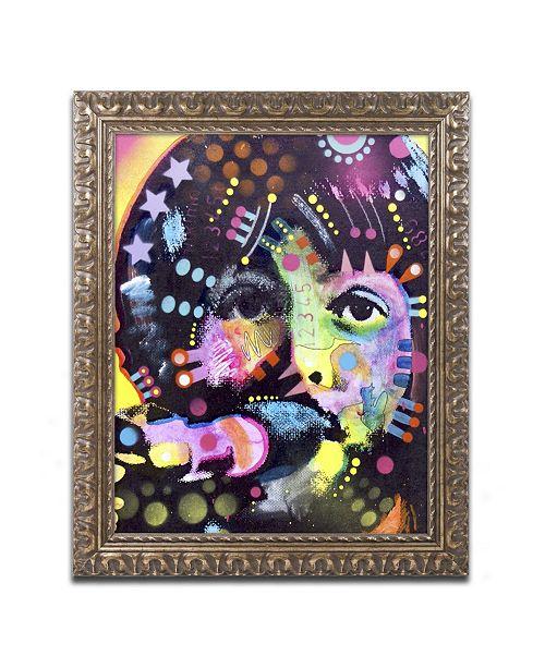 "Trademark Global Dean Russo 'Paul McCartney' Ornate Framed Art - 20"" x 16"" x 0.5"""