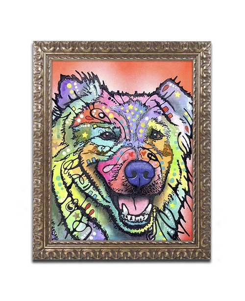 "Trademark Global Dean Russo 'Leo' Ornate Framed Art - 20"" x 16"" x 0.5"""
