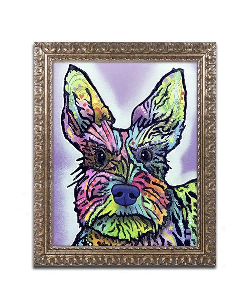 "Trademark Global Dean Russo 'Stella' Ornate Framed Art - 20"" x 16"" x 0.5"""