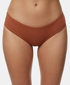 Juniors' Salt Water Cheeky Hipster Bikini Bottoms