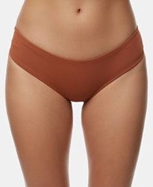 O'Neill Juniors' Salt Water Cheeky Hipster Bikini Bottoms