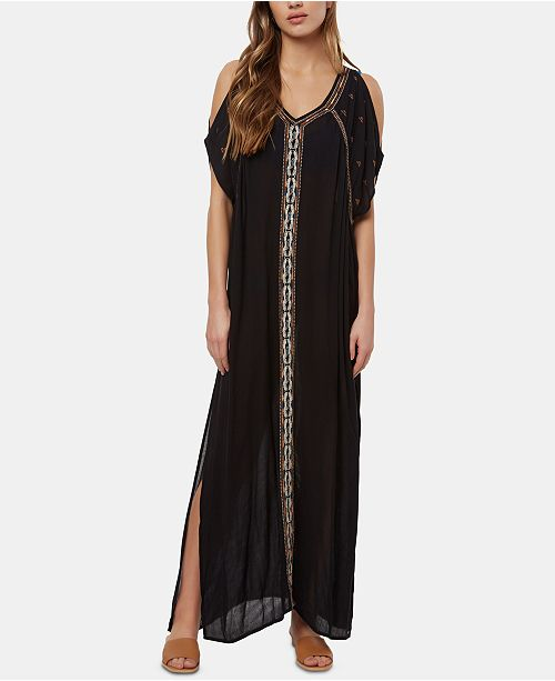O'Neill Frankie Cover-Up Maxi Dress, Created For Macy's