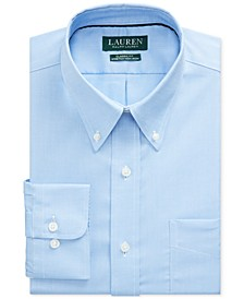 Men's Classic-Fit No-Iron Dress Shirt