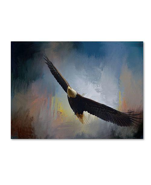 "Trademark Global Jai Johnson 'Ascending' Canvas Art - 24"" x 18"" x 2"""