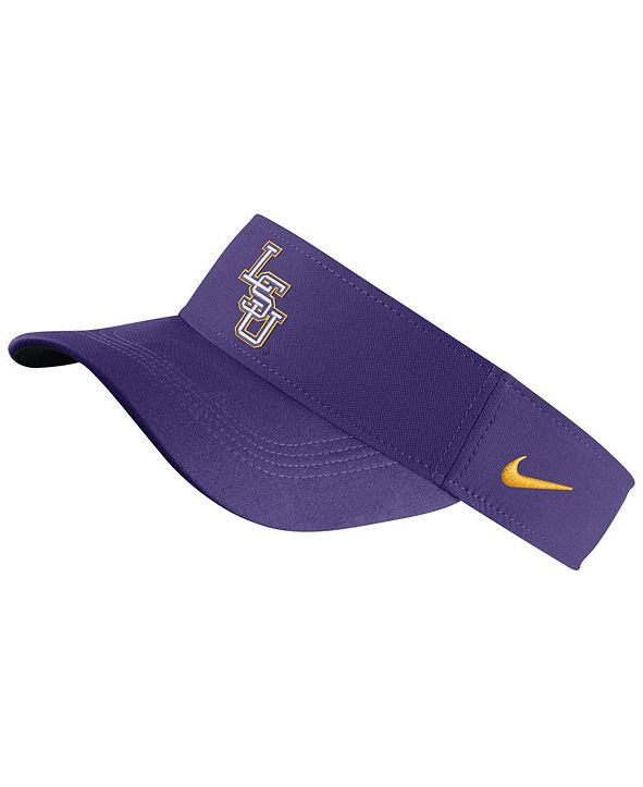 Nike LSU Tigers Dri-Fit Visor