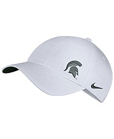 Nike Women's Michigan State Spartans H86 Offset Strapback Cap