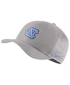 Nike North Carolina Tar Heels Aerobill Mesh Cap