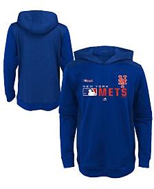 Outerstuff Big Boys New York Mets Winning Streak Hoodie