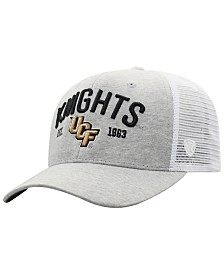 Top of the World University of Central Florida Knights Notch Heather Trucker Cap