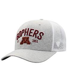 Top of the World Minnesota Golden Gophers Notch Heather Trucker Cap