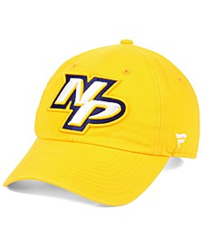 Nashville Predators Fan Relaxed Adjustable  Strapback Cap