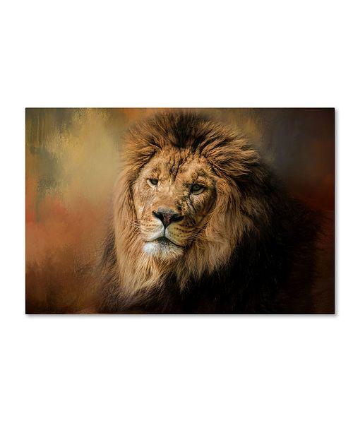 "Trademark Global Jai Johnson 'Heat Wave' Canvas Art - 19"" x 12"" x 2"""