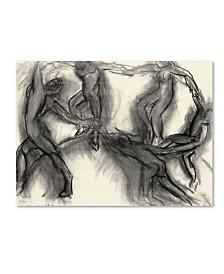 "Henri Matisse 'La Danse' Canvas Art - 32"" x 24"" x 2"""