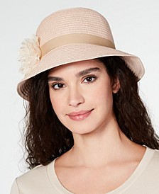 Lace Flower Cloche