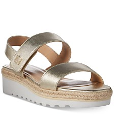 Lauren Ralph Lauren Jewelle Wedge Sandals