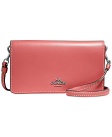 COACH Slim Phone Crossbody in Smooth Leather