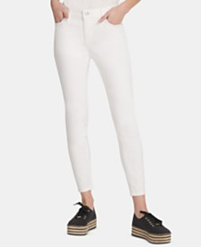 DKNY Everywhere Basic Skinny Jeans
