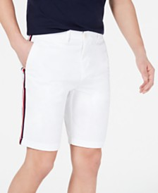 Tommy Hilfiger Men's Signature Stripe Shorts, Created for Macy's