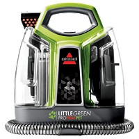 Deals on BISSELL Little Green ProHeat Pet Deluxe Carpet Cleaner Refurb