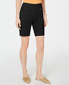 INC Curvy Bermuda Shorts, Created for Macy's