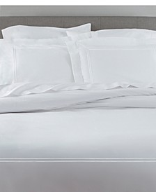 King Prewashed Cotton Percale Duvet Sets