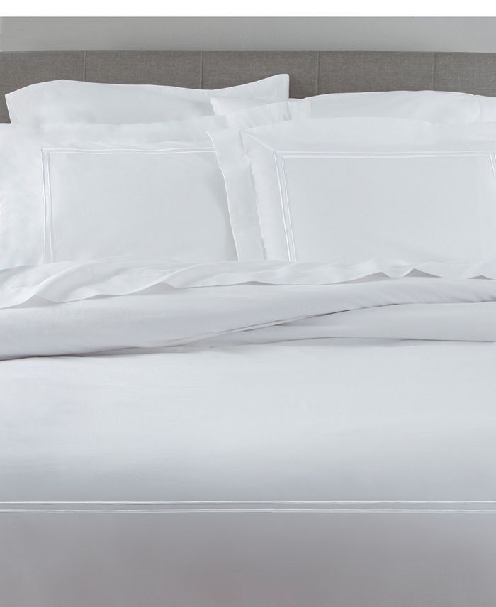 Elite Home - Prewashed Cotton Percale Duvet Sets