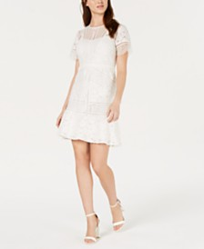 French Connection Chante Lace Dress