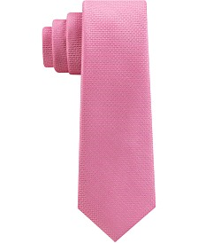 Tommy Hilfiger Toddler & Little Boys Neat Pink Silk Tie