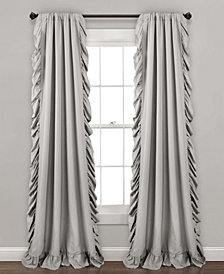 Reyna Window Curtain Panel Sets
