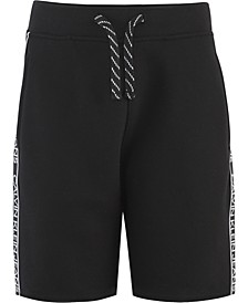 Big Boys Logo Taping Knit Shorts
