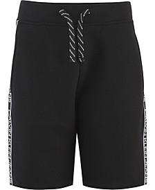 Big Boys Logo Taping Knit Shorts