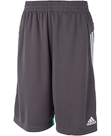 adidas Little Boys Side Stripe Shorts