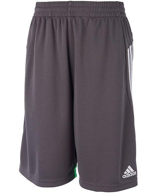 adidas Little Boys Side Stripe Shorts