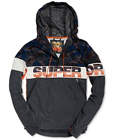 Superdry Men's Logo Graphic Hoodie