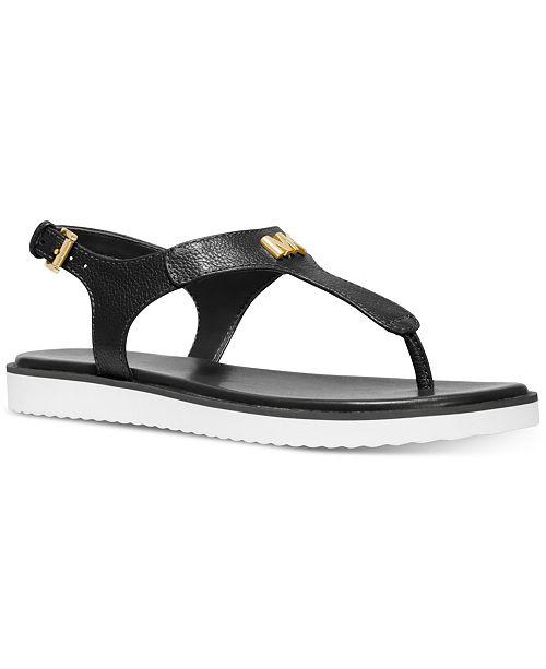 8c88591c69cb Michael Kors Brady Thong Sandals   Reviews - Sandals   Flip Flops ...