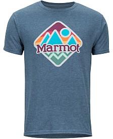 Marmot Men's Sweeney Ridge Logo Graphic T-Shirt