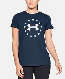 online store 1fa8e 06a6f Under Armour Logo T-Shirt