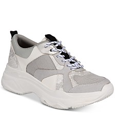 I.N.C. Women's Glenda Chunky Sneakers, Created for Macy's
