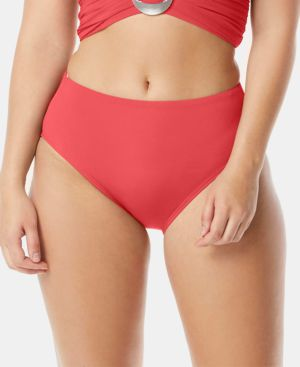 COCO REEF | Coco Reef High-Waist Tummy Control Bottoms Women's Swimsuit | Goxip